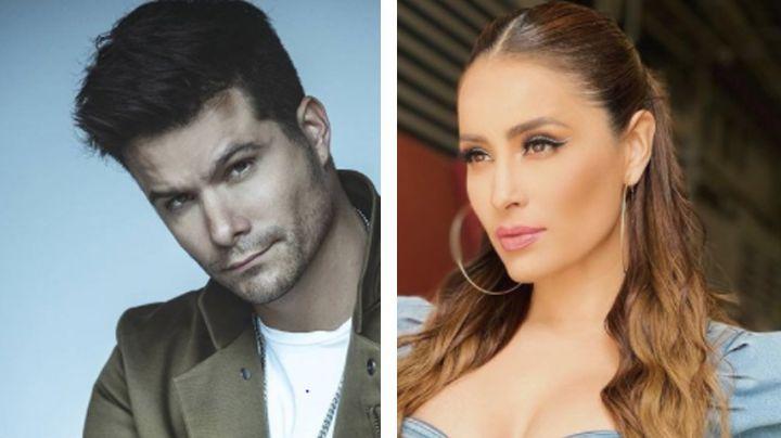 Tras escándalo del PVEM, tunden a Brandon Peniche por hacer esto con Cynthia Rodríguez en TV Azteca