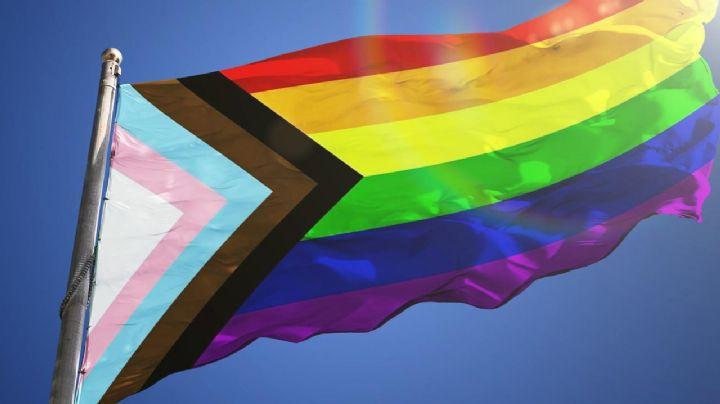 Así es la nueva bandera LGBT+, conoce sus cambios y sus nuevos significados