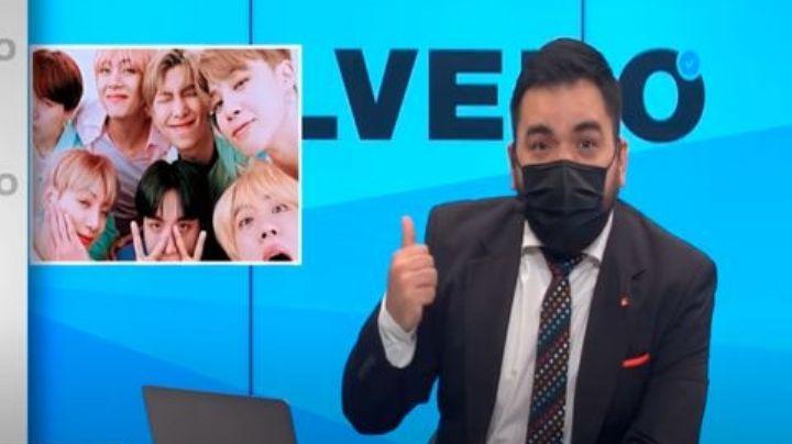 VIDEO: Mike Silvero se burla de integrantes de BTS con comentarios xenófobos; ARMY explota