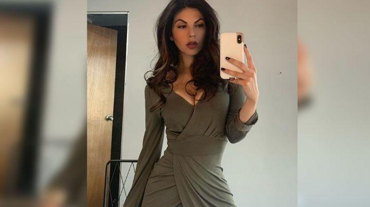 Tras su embarazo y meses de lactancia, actriz de Televisa se distrae con unas 'copitas'