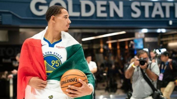 Juan Toscano le dice que no al Tri y no jugará el preolímpico de baloncesto