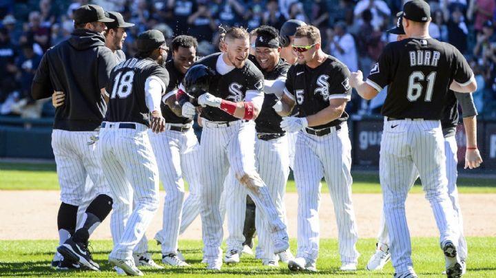Medias Blancas de Chicago le ganan a Tampa y tienen el mejor récord de las Grandes Ligas