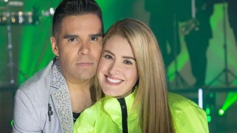 Tragedia en Televisa: Tras brutal choque, reportan grave a esposa de Emir Pabón; está embarazada