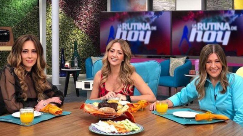 ¿Pleito en 'Hoy'? Tras llegar a Televisa, Anette Michel confiesa cómo la trata Andrea Legarreta