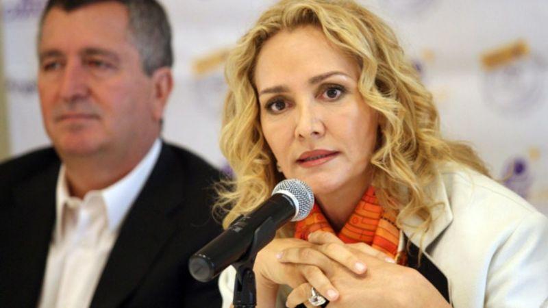 Se 'lava las manos'; Angélica Fuentes niega que haya fraudes con José Luis Higuera