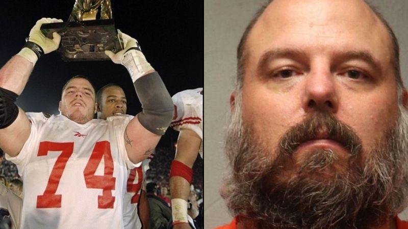 Tom Burke: Exjugador de la NFL es acusado de abuso sexual contra una niña de 7 años