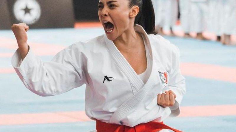La cajemense Pamela Contreras se queda cerca de acudir a los Juegos Olímpicos de Tokio