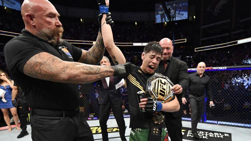 Brandon Moreno no se cansa de hacer historia; entra al top libra por libra de la UFC