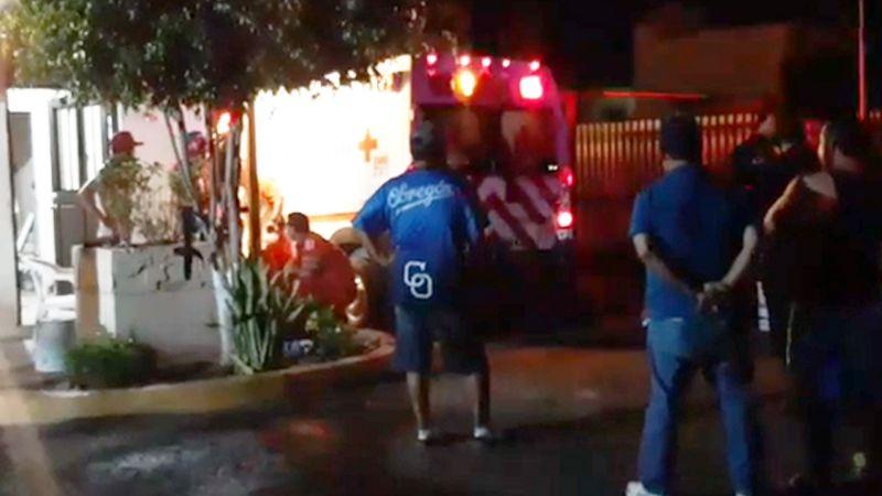 Reporte de joven herido desata fuerte movilización policíaca al oeste de Ciudad Obregón