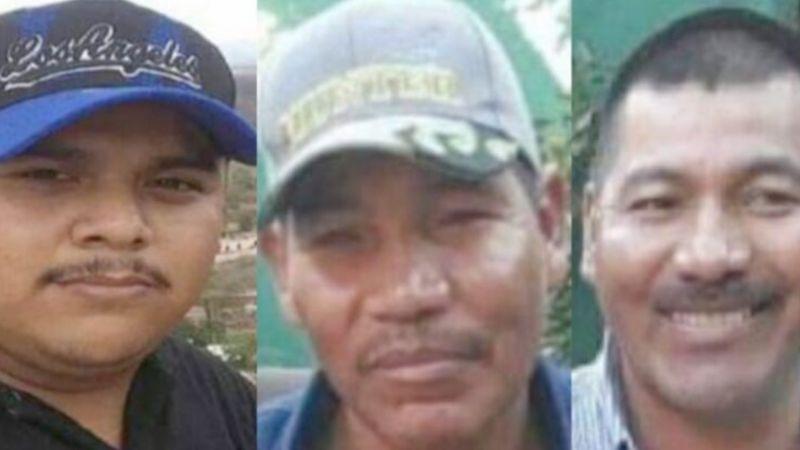 """Desaparecen tres parientes en Empalme: """"No son malas personas ni andaban metidos en nada"""""""