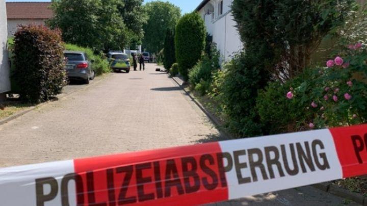 """Por """"drama pasional"""", hombre despliega tiroteo en Alemania que deja 2 muertos"""