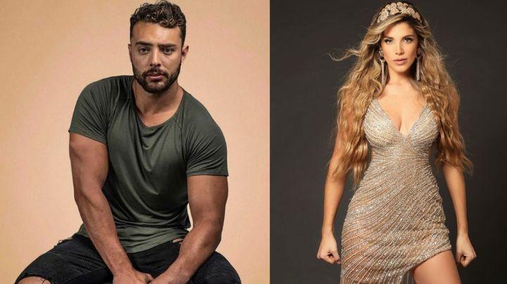 ¡Romance en TV Azteca! Integrante de 'Survivor' 'confirma' noviazgo con Natalia Alcocer