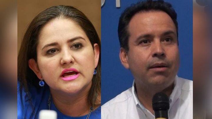 Célida López y Antonio Astiazarán protagonizan acalorada pelea en Twitter