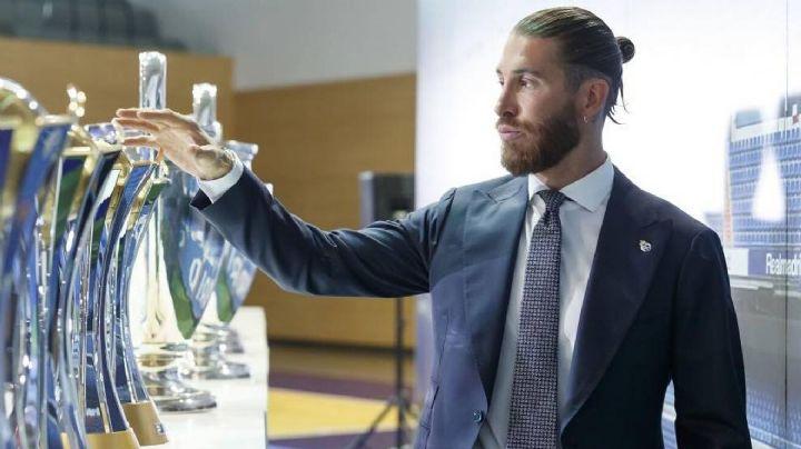 Así fue la emotiva despedida de Sergio Ramos después de 16 años con el Real Madrid