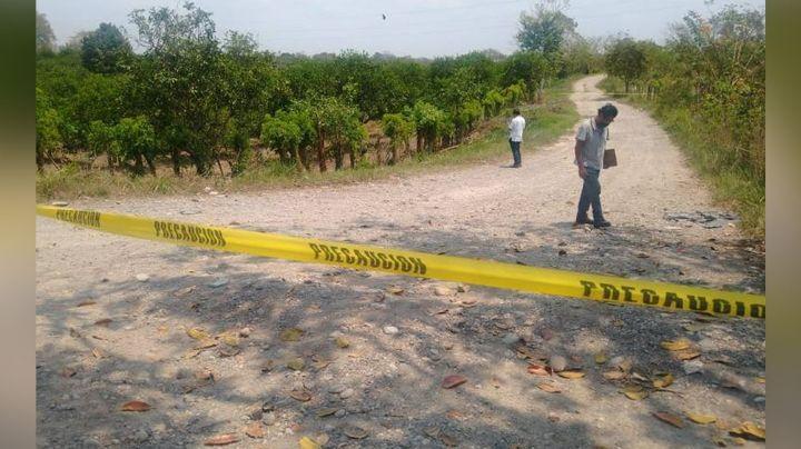 Comerciante es localizado sin vida en camino de terracería; tenía días de desaparecido