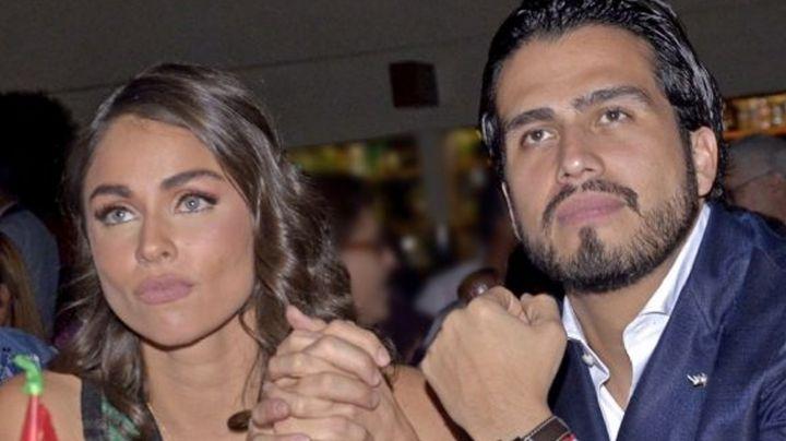 ¿Fue sobornada? En Televisa, Claudia Martín dice esto de su divorcio de Andrés Tovar