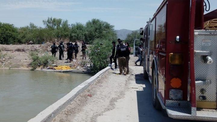Escalofriante hallazgo en Sonora: Encuentran cadáver putrefacto dentro de canal agrícola