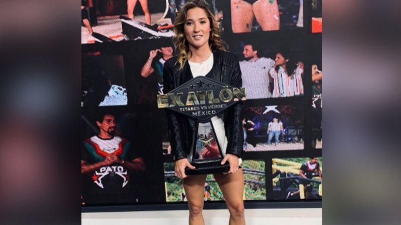 ¡Gana más que AMLO! TV Azteca le paga esta 'jugosa' cantidad a Mati Álvarez tras 'Exatlón México'