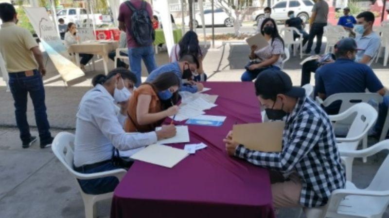 Navojoa: Jóvenes se enfrentan a la pandemia y a la falta de experiencia para obtener empleo