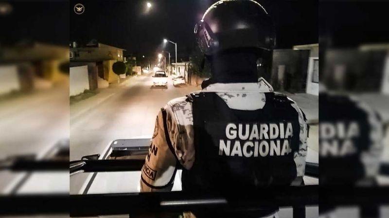 Elemento de la Guardia Nacional acribilla a mujer a quemarropa en Los Mochis