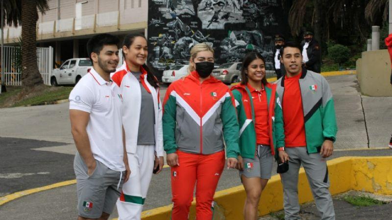 ¡De lujo! El COM presenta vestimenta de atletas mexicanos para los Juegos de Tokio 2020