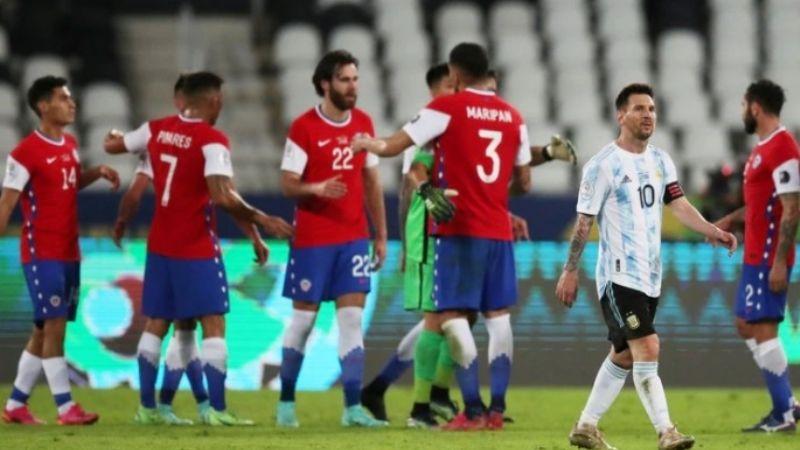 Tensión en la Copa América: Chile reporta un caso positivo de Covid-19
