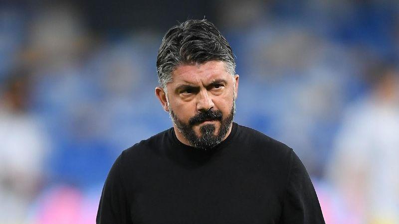 Gattuso, extécnico del 'Chucky' Lozano, despedido de la Fiorentina sin dirigir un solo partido