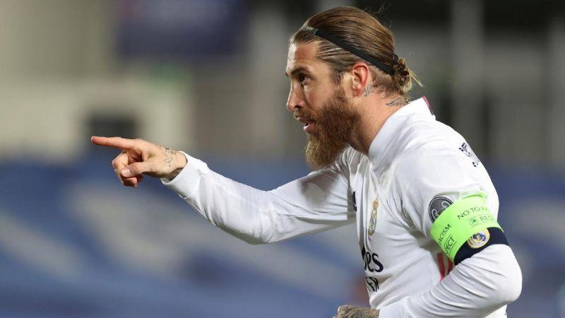 """""""Gracias por todo leyenda"""": Así se despiden de Sergio Ramos sus compañeros del Real Madrid"""