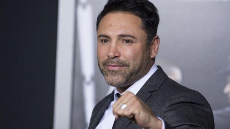 Óscar de la Hoya ya tiene fecha y rival para su regreso al boxeo