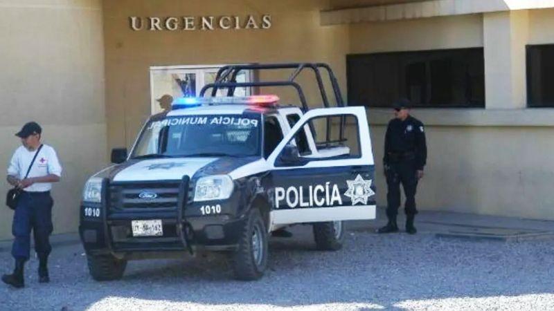 Lo 'levantan' y lo abandonan golpeado a las afueras de Nogales; llega por su cuenta al hospital