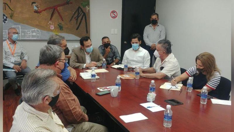Organizaciones sociales hacen presión por el tema del agua en Hermosillo