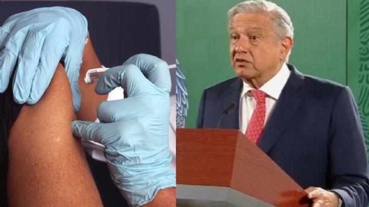 Tras elecciones 2021, baja ritmo de vacunación contra Covid-19; AMLO explica la causa