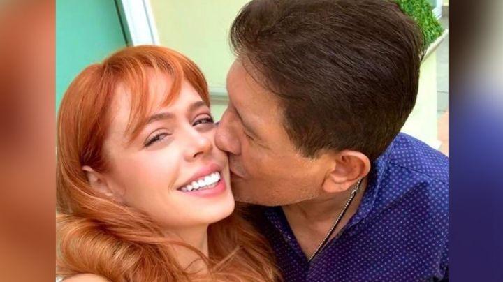 """""""Romeo y su nieta"""": Destrozan a Juan Osorio por hacer esto en TikTok con su novia 37 años menor"""