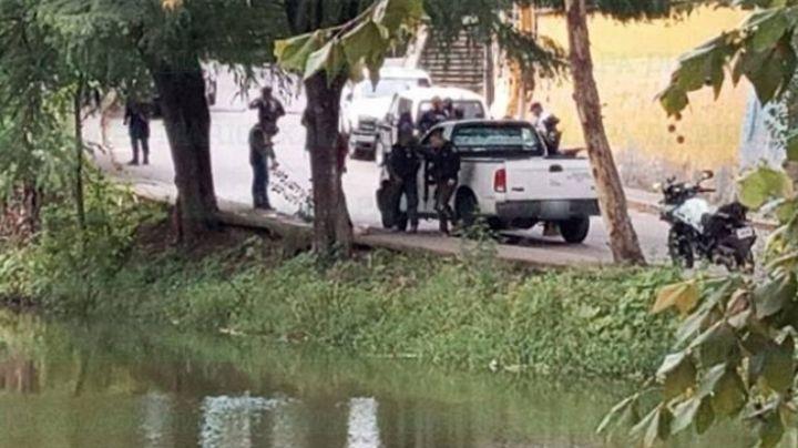 Embolsado: Abandonan el cadáver de un hombre; flotaba en la laguna Casa Blanca