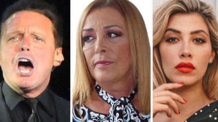 """Desde Televisa, abuela de Michelle Salas estalla contra Luis Miguel: """"Él no le ha dado ni un centavo"""""""