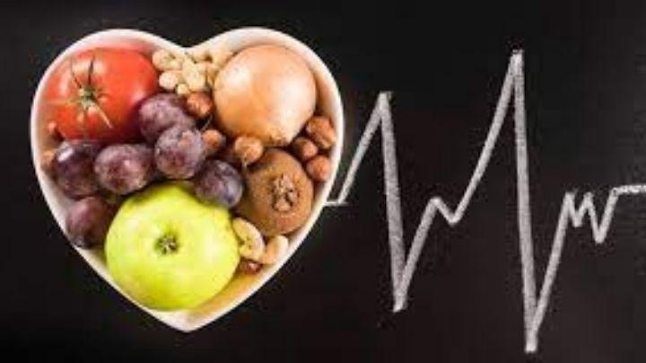 Este calendario semanal de alimentación te ayudará si tienes hipertensión