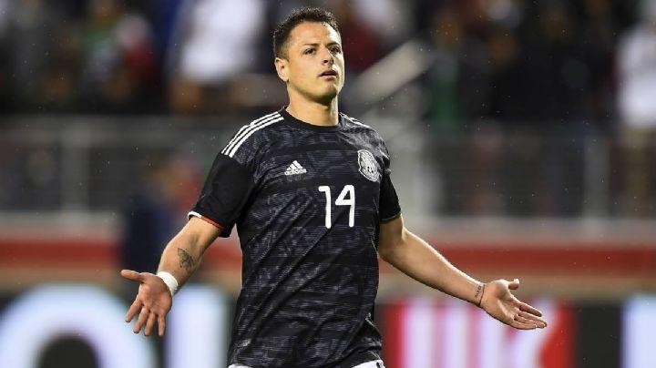 'Chicharito' Hernández y Funes Mori encabezan la lista previa rumbo a la Copa Oro