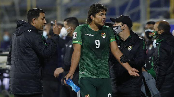 Sancionan a jugador de la selección de Bolivia tras criticar a la Conmebol