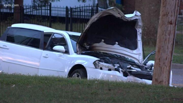 Asesina a disparos a su novia, choca su auto y cuando lo confronta la Policía, se suicida