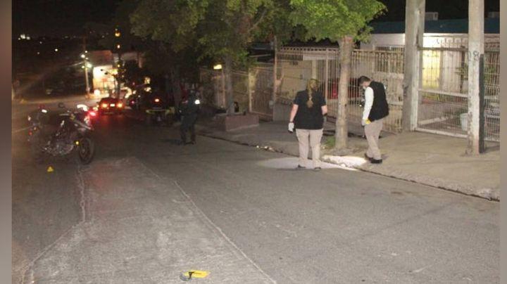 Hombre es baleado en el abdomen tras ser interceptado por sicarios en Culiacán