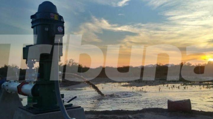 Ante falta de agua, recurren a otras fuentes de abastecimiento en Hermosillo