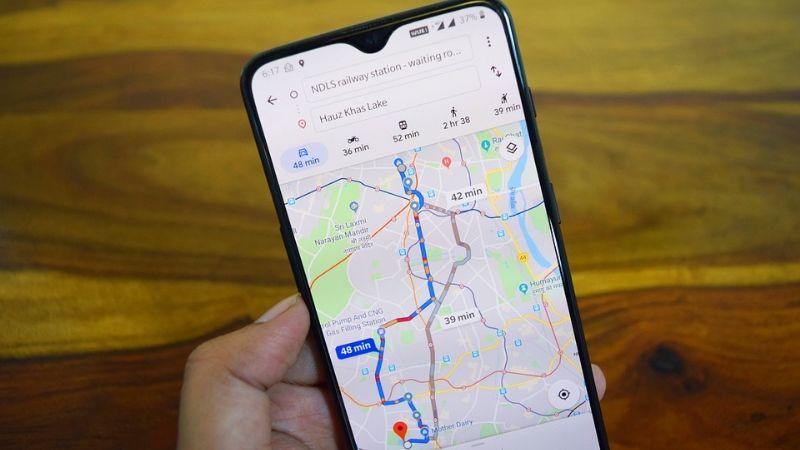 ¡Documenta tus viajes! Activa la cronología de ubicaciones en Google Maps