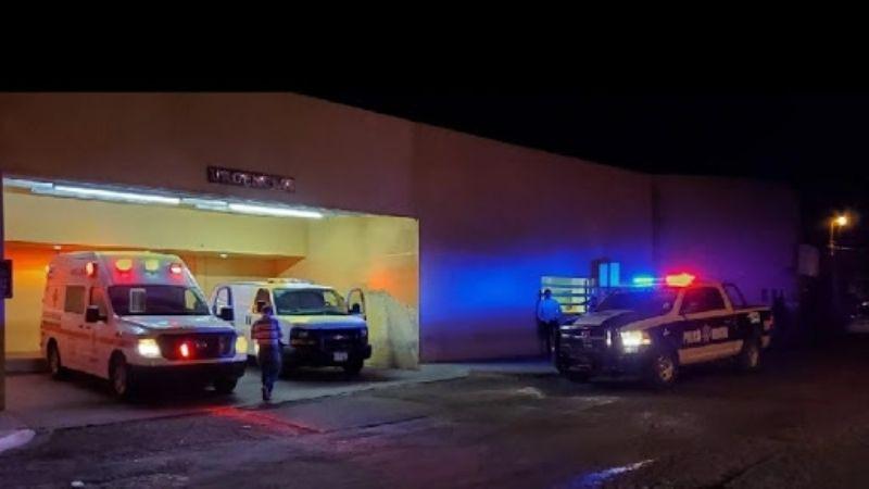 Nogales: Alcoholizado conductor atropella a menor; se subió a la banqueta