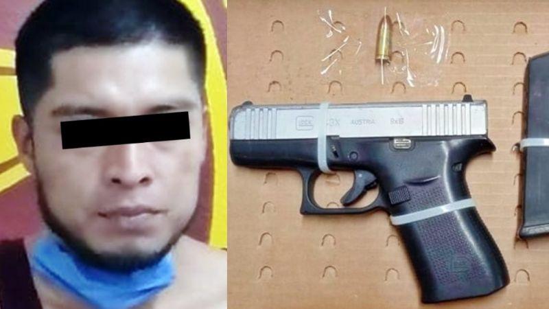 Sonora: 'El Pichi' acribilla a jóvenes que le negaron un cigarro y asesina a Jesús Arturo