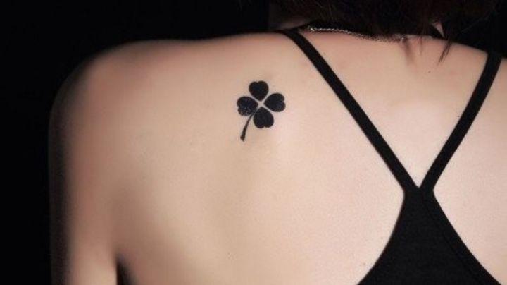 ¡Ideal para primerizas! Estos diseños discretos de tatuajes para mujeres te encantarán
