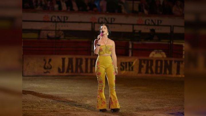 ¿Se retira de la música? Tras gran concierto, Ángela Aguilar da importante mensaje a fans
