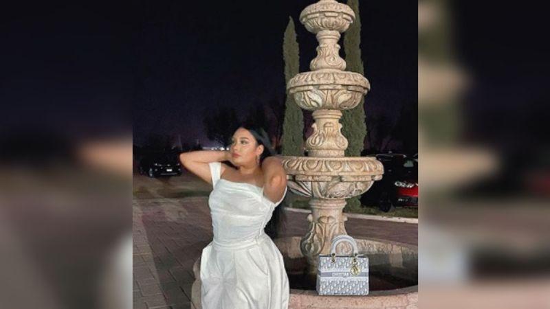 ¡Fenomenal! Valentina Elizalde, hija del 'Gallo de Oro', deja ver coquetas FOTOS desde la playa