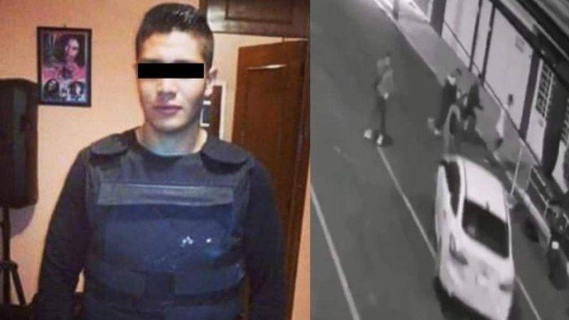 VIDEO: A empujones, cachetadas y patadas, así corrieron a Diego Helguera de la fiesta