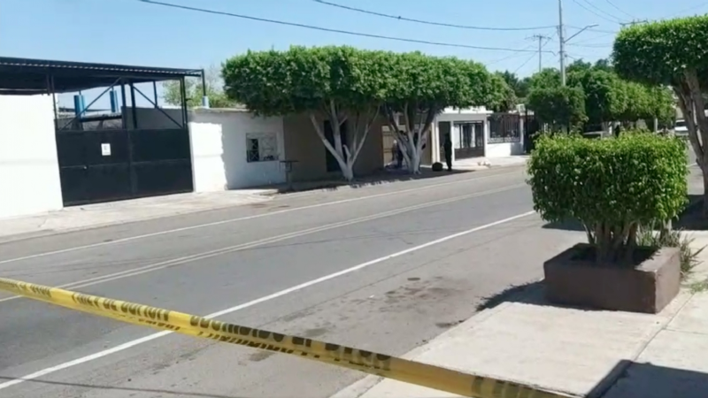 Cajeme: A sangre fría, ejecutan a balazos a 'El Gordo' en el patio de su casa; tenía 50 años