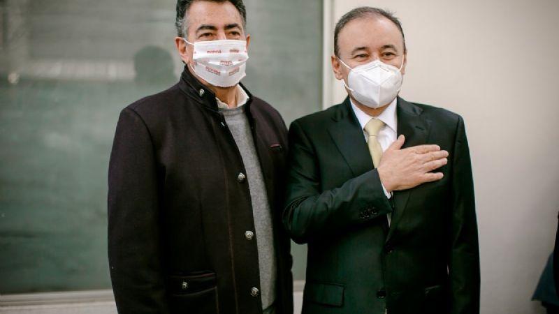 Lamarque busca aprobación de Durazo para nombrar a un nuevo secretario de Seguridad en Cajeme